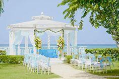 Say 'I do' in Dreams La Romana Resort & Spa