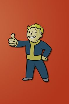#fallout 4 vault boy fallout
