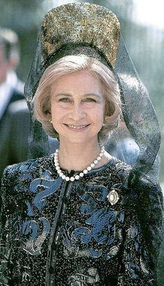Mis fotos de la insuperable Reina Doña Sofía....Fotos de otros tiempos de la Familia Real. PARTE II | Página 5 | Cotilleando - El mejor foro de cotilleos sobre la realeza y los famosos