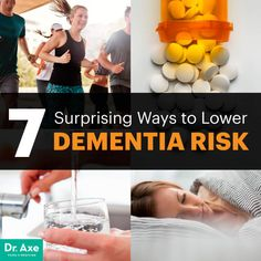 lower dementia risk - dr. axe http://www.draxe.com #health #holistic #natural