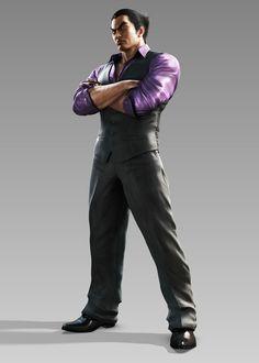 Kazuya Mishima - Tekken: Blood Vengeance