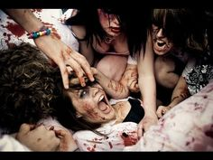 Top 5 Zombie Movies You Haven't Seen, But Must or Else!!