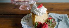 Chiffon Cake (Gluten Free)