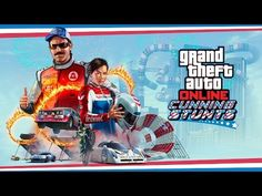Cunning Stunts Trailer (Goose - Synrise Soulwax Remix) GTA Online: Cunning Stunts is a content update for Grand Theft Auto Online, released on July Gta Online, Grand Theft Auto, Teaser, New Gta, New Wallpaper Hd, Wallpapers, Gta Cars, Nova, Rockstar Games