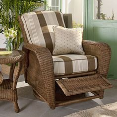 Southern Living Outdoor Furniture Collection | Outdoor Furniture | - OMG!!  Perfect for the sun porch!!