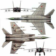 aviazioneaereimilitari.altervista.org mig-25p-foxbat