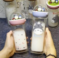 Cute cartoon totoro cup sold by Fashion Kawaii [Japan & Korea]. Shop more products from Fashion Kawaii [Japan & Korea] on Storenvy, the home of independent small businesses all over the world. Cute Water Bottles, Drink Bottles, Kawaii Room, Cute Cups, My Neighbor Totoro, Cute Cartoon, Gadgets, Cool Things To Buy, Japanese