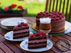 Kulinarne Szaleństwa Margarytki: Tort czekoladowo – truskawkowy I Cant Even, Macarons, Tiramisu, Diabetes, Ice Cream, Chocolate, Cooking, Ethnic Recipes, Food