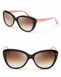 kate spade new york Angelique Mod Cateye Sunglasses