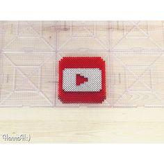 You Tube perler beads by  hannah