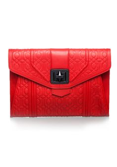 5cdfd984ca63 New No 5 XL Embossed Red. Ss15 FashionRed DayDay BagSs 15Spring Summer  2015Black LeatherHandbagsRed ...