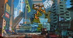 Giant Killer Robots: Heavy Hitters - Album on Imgur
