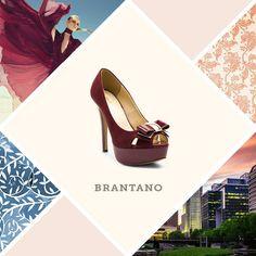 Seduce con el #encanto de nuestros Peep Toe Vino #Charol. #tacones #sexy #fashion #style