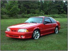 Foxbody Mustang Cobra