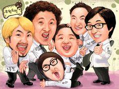 무한도전 - infinity challenge. Funniest Korean show ever!