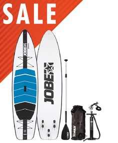 Jobe Aero 10.6 SUP Inflatable Package | The SUP Company