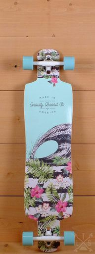 """The Gravity 41"""" Double Drop is designed for freeriding and downhill."""