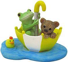 Copeau ( コポー ) カエルとクマの傘ボート 71001