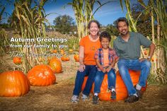 """Tip: How to take a nice autumn family photo. Gear to bring and the MOST important thing to """"have"""" with you (hint: it's not gear)"""