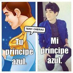 Ese es mi principe