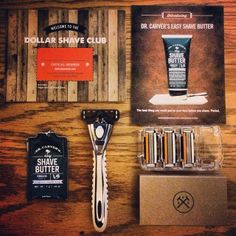 The last razor you'll ever need - a gentle shave in a single stroke. The 4X razor for $6 each month.