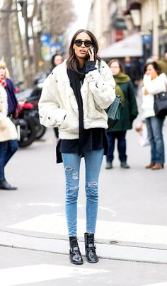 Yes, I'm obsessed with one brand of skinny jeans, and the designer shares exactly why.