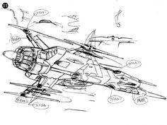 Great Mechanics DX #21 Cosmo Zero Detailed Technical Drawings | CosmoDNA