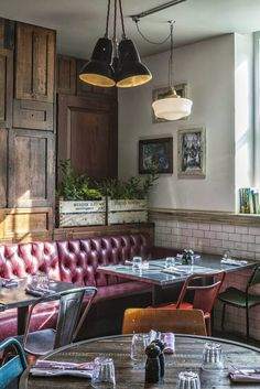 Cool Chic Style Fashion: Jamie's Trattoria, Richmond, London #decor