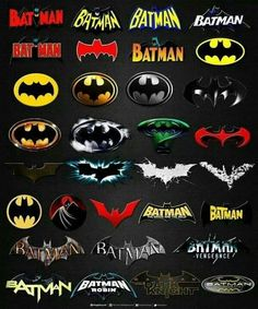 Batman signs