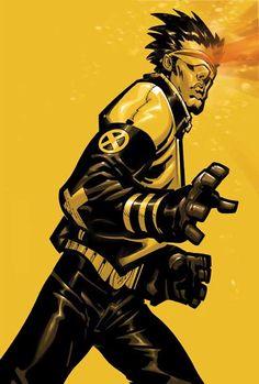 Cyclops by Chris Bachalo