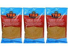 TRS - Garam Masala Pulver - 3er Pack (3 x 100g) - Original indische Gewürzmischung: Amazon.de: Lebensmittel & Getränke