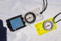 Outdoor Quest: Evaluating Back-Up Magnetic Compasses