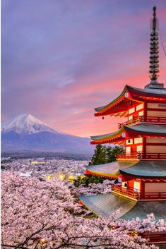 Travel Discover Fuji viewed from Chureito pagoda at sunset Fujiyoshida Japan Asia Travel Destinations Places To Travel Places To Go Travel Destinations Holiday Destinations Japan Places To Visit Beautiful Places In Japan Monte Fuji Visit Japan Tokyo Japan Aesthetic Japan, Travel Aesthetic, Monte Fuji Japon, Beautiful Places In Japan, Mont Fuji, Japon Illustration, Visit Japan, Japan Places To Visit, Suzhou