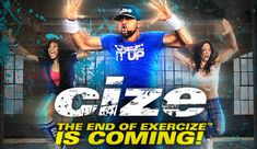 Complete review of Beachbody's new CIZE workout program by celebrity trainer, Shaun T. Get the scoop on the CIZE workout meal plan, results, and more! WeighToMaintain.com