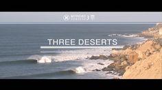 Three Deserts   My Road Series Vol.III