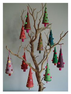 We can make these for a winter craft