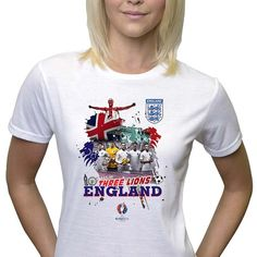 #Euro2016 #ENGLAND #ThreeLions #WayneRooney #PeterShilton  #EUFA #EUFA16 #PES #Football #Sports #Championship #European #Season2016  #women Wayne Rooney, Euro, Champion, England, Football, T Shirts For Women, Woman, Instagram Posts, Sports