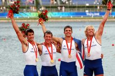 Latest Sports News - results, live scores, fixtures Steve Williams, Olympic Champion, Latest Sports News, Rowing, Track And Field, Victorious, Olympics, Beats
