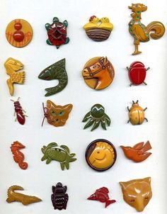 Bakelite! Which is your favorite?