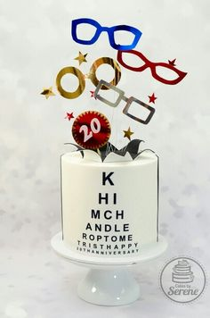 Optometrist Cake