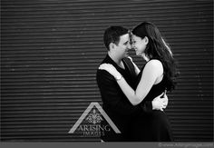 Precious engagement picture. Love the pose. #arisingimages #michigan #engagement #pictures #cute #love