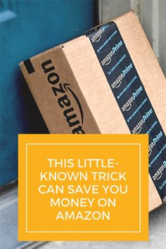 This little-known trick can save you money on Amazon