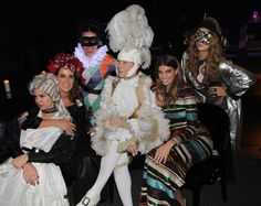 Behind the Mask: Inside Margherita Missoni's Carnival-Themed Birthday Party  - -Wmag