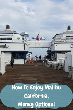 How To Enjoy Malibu