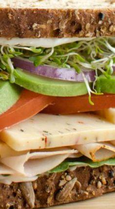 The Ultimate Turkey Sandwich