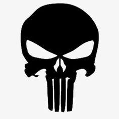 The Punisher Skull Decal (Choose Color) The Punisher, Logo Punisher, Punisher Skull Decal, Punisher Comics, Punisher Symbol, Punisher Tattoo, Marvel Comics, Marvel Logo, Marvel Vs