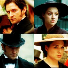North and South ~ Thornton and Margaret