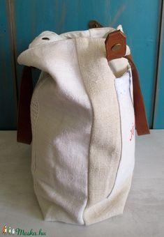 18-V. Hímzett táska/antik vászonhímzés táska/eredeti kézzel hímzett vászon táska/ újrahasznosított vászonhímzés (HarmonicStyle) - Meska.hu