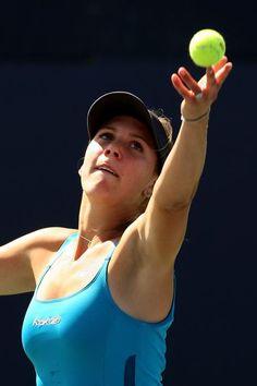 Nicole Vaidisova - Roland Garros Photoshoot - FamousFix