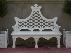 The Lutyens Bench, I